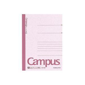 (まとめ)キャンパスノート B6 A罫 40枚 180冊