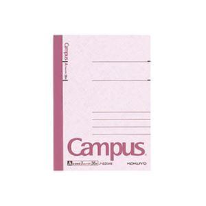 (まとめ)キャンパスノート B7 A罫 36枚 160冊