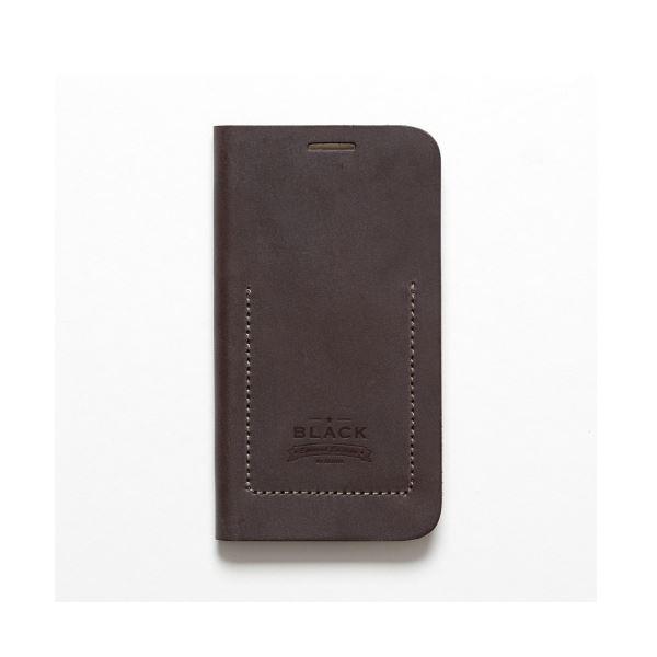 【Galaxy S6 ケース】Zenus BLACK Tesoro Diary(ゼヌス ブラックテソロダイアリー) Z5989GS6 ブラウン