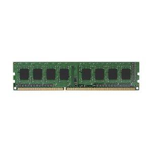エレコム RoHS対応 DDR3-1600(PC3-12800) 240pinDIMMメモリモジュール/8GB EV1600-8G/RO EV1600-8G/RO