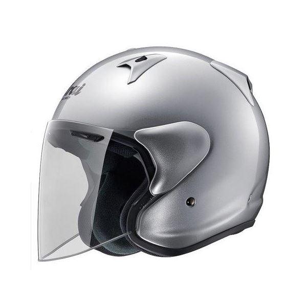 アライ(ARAI) ジェットヘルメット SZ-G アルミナシルバー L 59-60cm