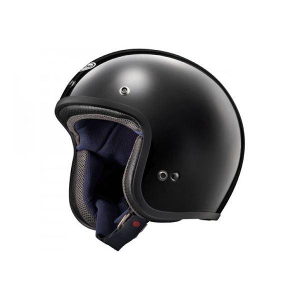 アライ(ARAI) ジェットヘルメット CLASSIC MOD グラスブラック 55-56cm S