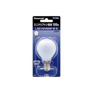(業務用40セット)Panasonic パナソニック ミニクリプトン電球LDS110V90WWKホワイト