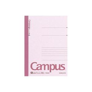 (まとめ)キャンパスノート A5 A罫 30枚 240冊