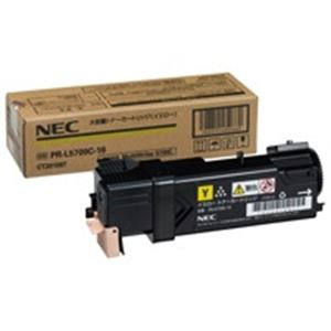 NEC トナーカートリッジ 純正 【PR-L5700C-16】 大容量 イエロー(黄)