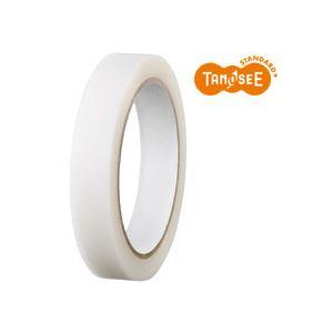 (まとめ)TANOSEE メンディングテープ 18mm×50m 透明 20巻