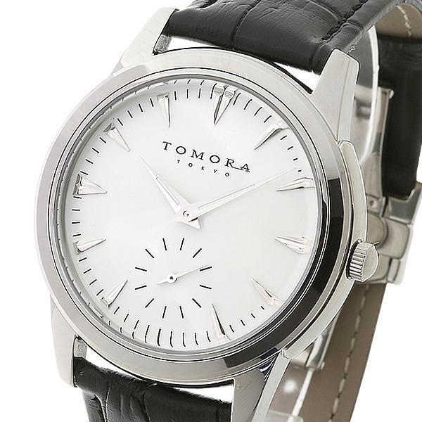 TOMORA TOKYO(トモラトウキョウ) 腕時計 日本製 T-1602-SSWH