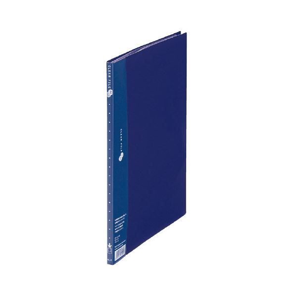 (業務用10セット) プラス クリアーファイル10P FC-121EL A4S NV 10冊