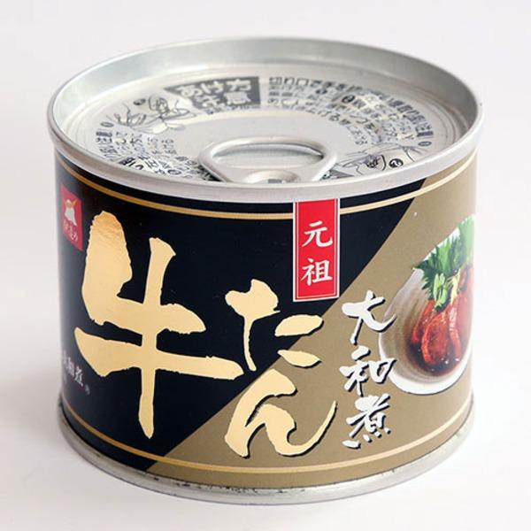 伊達の牛たん大和煮/缶詰 【12缶】 缶切り不要 〔お弁当 おつまみ ご飯のおとも〕【代引不可】