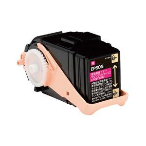 エプソン LP-S6160用 環境推進トナー/マゼンタ/Mサイズ(3700ページ) LPC3T35MV