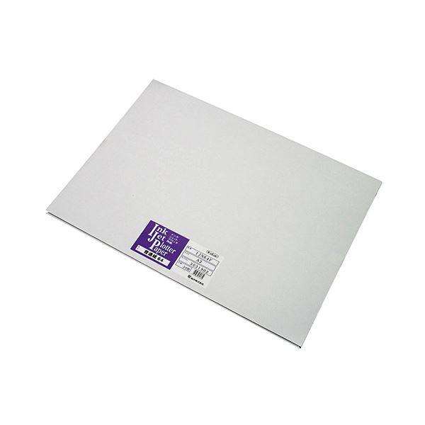 (まとめ) 桜井 インクジェット用普通紙64 A1カット 841×594mm IJN64E 1冊(50枚) 【×4セット】
