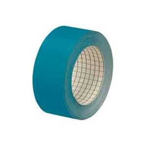 (業務用100セット) プラス 製本テープ/紙クロステープ 【35mm×12m】 裏面方眼付き AT-035JC 青