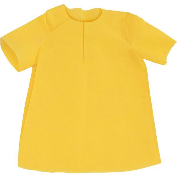 (まとめ)アーテック 衣装ベース 【S シャツ】 不織布 イエロー(黄) 【×30セット】