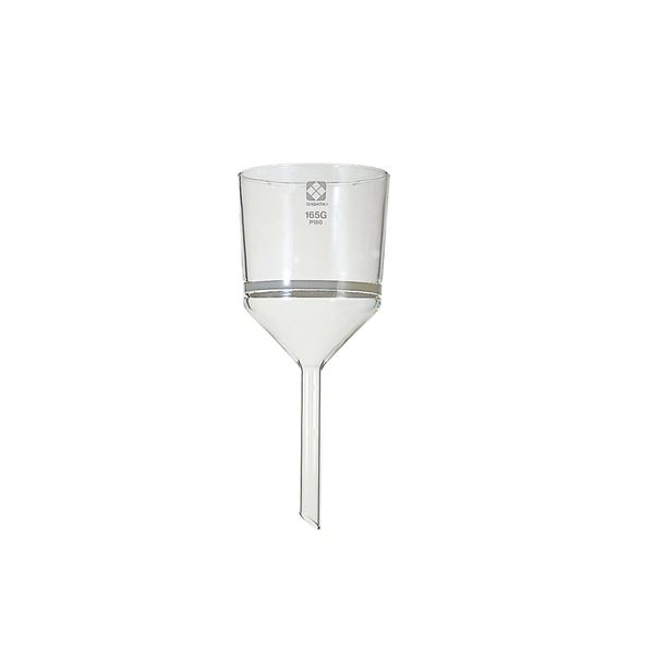【柴田科学】ガラスろ過器 165G ブフナロート形 165GP250 013110-165250