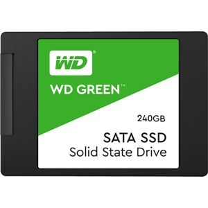WESTERN DIGITAL(SSD) WD Greenシリーズ 第2世代 SSD 240GB SATA 6Gb/s 2.5インチ 7mmcased 国内正規代理店品