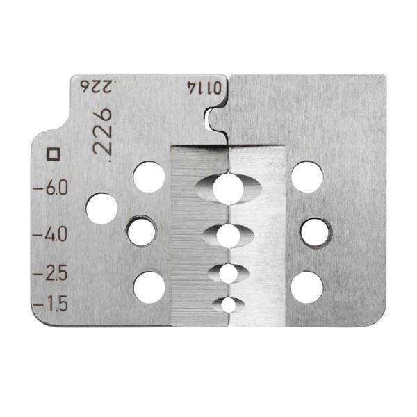 0 ソーラー・CV・H-CV線ストリップ用替刃 708 3 RENNSTEIG(レンシュタイグ) 226