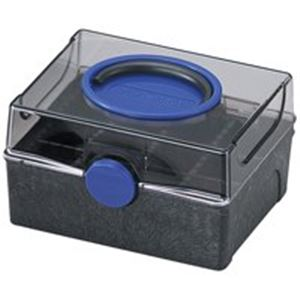(業務用20セット) シヤチハタ 印箱 IBN-01 小型