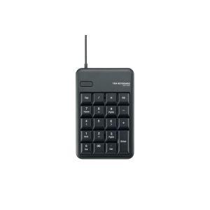 (業務用50セット) エレコム ELECOM USBテンキー TK-TCM011BK/RS ブラック