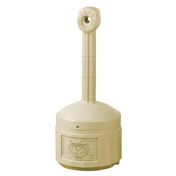 (業務用2セット)シースファイア スタンド灰皿 直径420mmx高さ980mm J26800B ベージュ 〔業務用/家庭用/屋外/ガーデン/庭〕