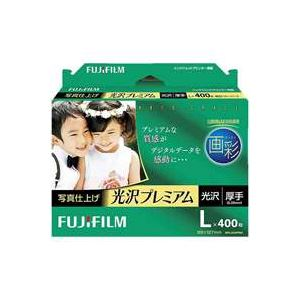 (業務用20セット) 富士フィルム FUJI 写真仕上光沢プレミアムL判WPL400PRM 400枚