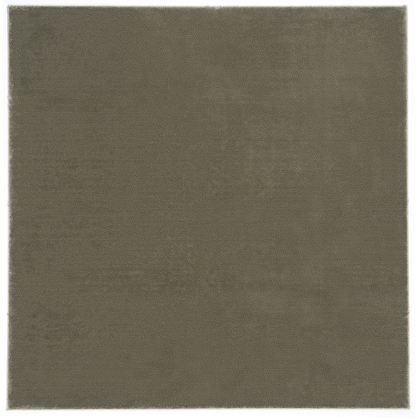 防炎&防音 ナイロンラグ/絨毯 【200cm×200cm グレーベージュ】 正方形 日本製 スミノエ 『カーム』 〔リビング〕【代引不可】