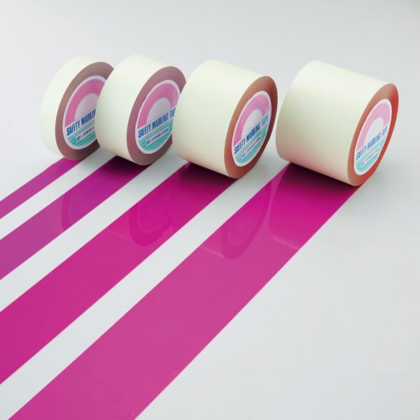ガードテープ GT-101RP ■カラー:赤紫 100mm幅【代引不可】