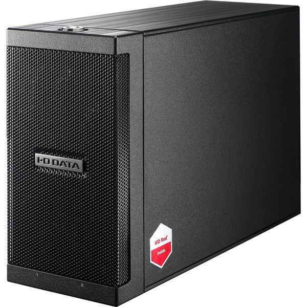 アイ・オー・データ機器 長期保証&保守サポート対応 カートリッジ式2ドライブ外付ハードディスク 6TB ZHD2-UTX6