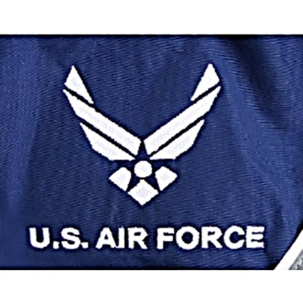 アメリカ空軍放出AIR FORCE防水、防風加工ジムジャケット未使用デットストック M-ショート