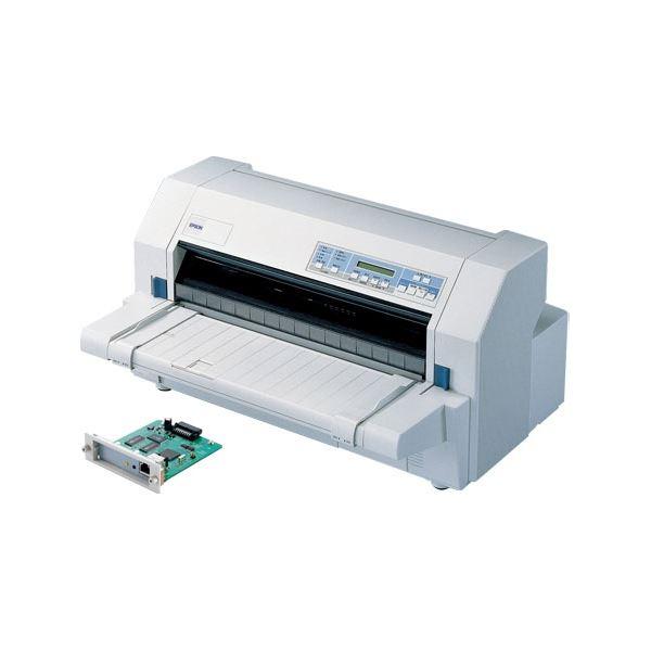 エプソン ドットインパクトプリンター/水平型/136桁(13.6インチ)/ネットワーク標準モデル VP-6200N