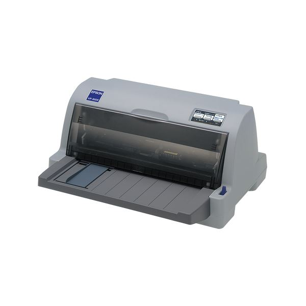 エプソン ドットインパクトプリンター/水平型/80桁(8インチ)/5枚複写(オリジナル+4枚)/USB対応 VP-930R