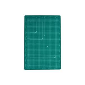 (業務用50セット) プラス カッターマット A3 GR CS-A3 緑