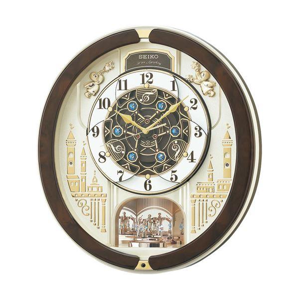 セイコー ウェーブシンフォニー 電波からくり時計 B3173060 C9061597
