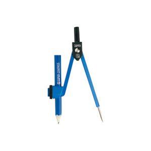 (業務用100セット) ソニック スーパーコンパス EC-303 鉛筆用 紺