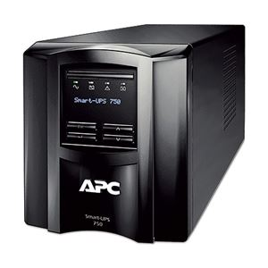 シュナイダーエレクトリック APC Smart-UPS 750 LCD 100V オンサイト5年保証 SMT750JOS5