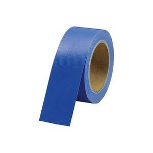 (業務用100セット) ジョインテックス カラー布テープ青 1巻 B340J-B