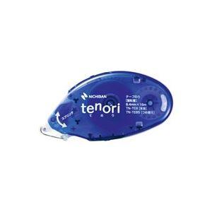 (業務用100セット) ニチバン テープのりtenori 強粘着 TN-TE8