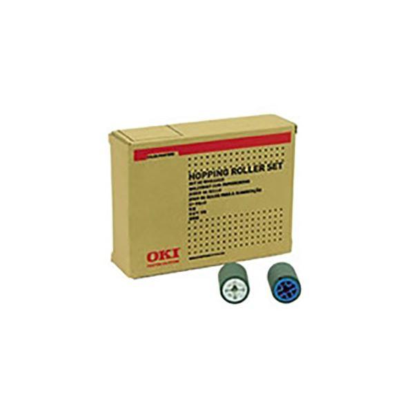 (業務用5セット) 【純正品】 OKI 沖データ ローラセット/マルチパーパストレイ 【MLRS-C3C】
