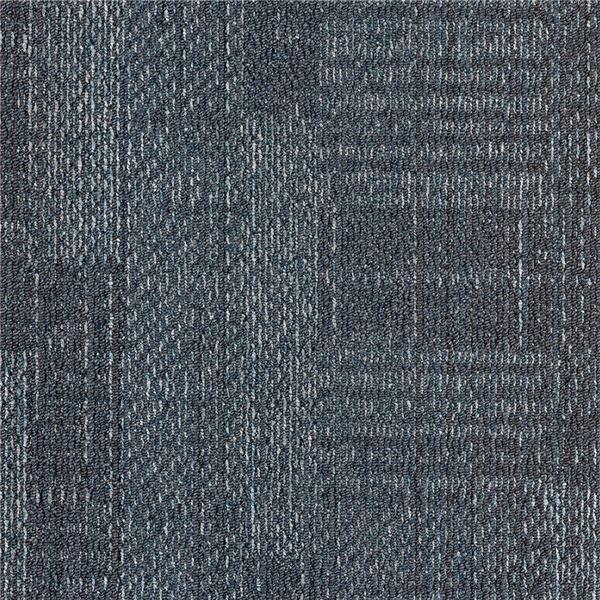 業務用 タイルカーペット 【ID-1324 50cm×50cm 16枚セット】 日本製 防炎 制電効果 スミノエ 『ECOS』【代引不可】