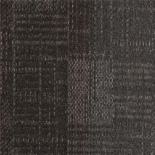 業務用 タイルカーペット 【ID-1325 50cm×50cm 16枚セット】 日本製 防炎 制電効果 スミノエ 『ECOS』【代引不可】