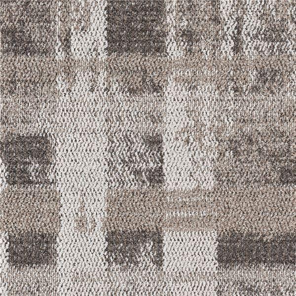 業務用 タイルカーペット 【ID-4203 50cm×50cm 16枚セット】 日本製 防炎 制電効果 スミノエ 『ECOS』【代引不可】