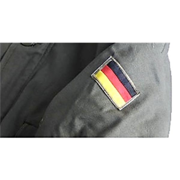 西ドイツ軍BWモールスキンライニング(取り外し可)パーカーコートレプリカ オリーブグレーGR.2(M)