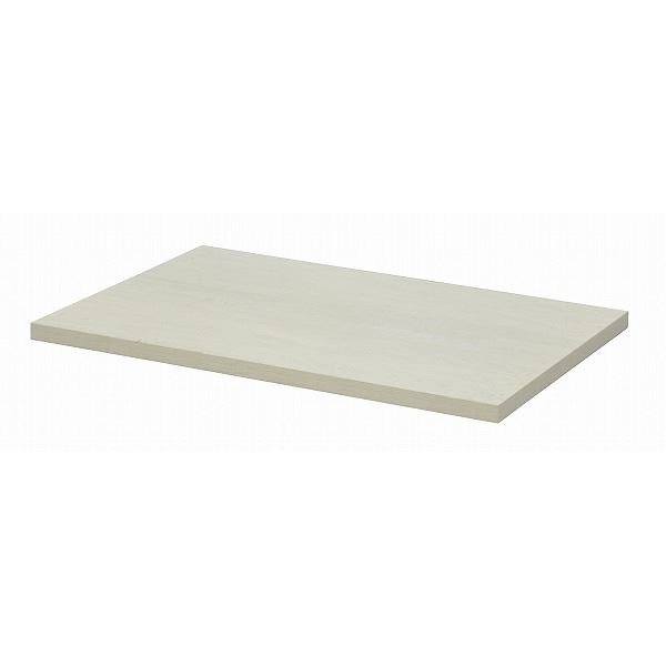 テーブルキッツ テーブル用天板 【Sサイズ ホワイト】 幅100cm×奥行65cm×高さ3.5cm メラミン製 【代引不可】