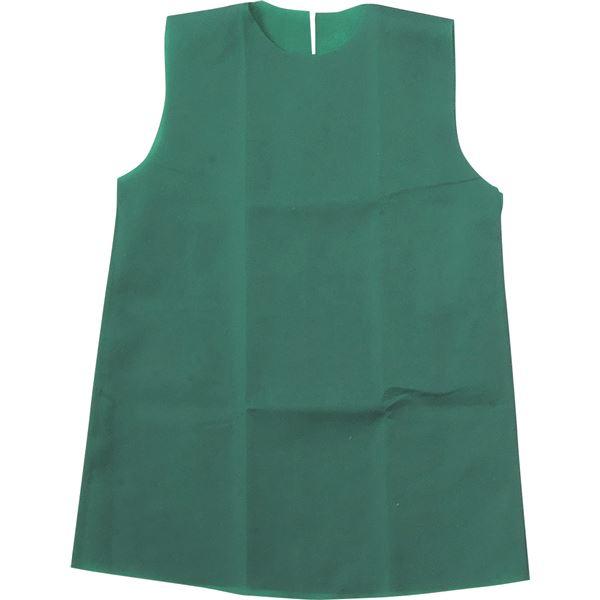 (まとめ)アーテック 衣装ベース 【J ワンピース】 不織布 グリーン(緑) 【×30セット】