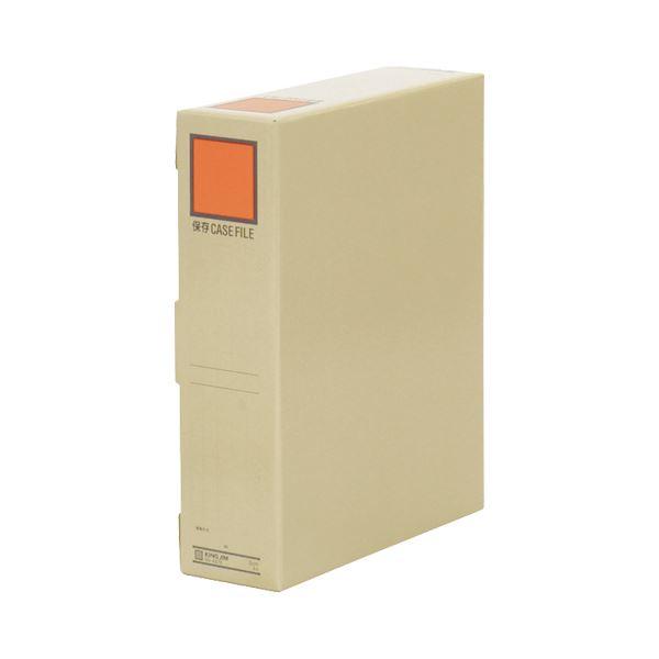 (まとめ) キングジム 保存ケースファイル A4背幅84mm 4278 1個 【×50セット】