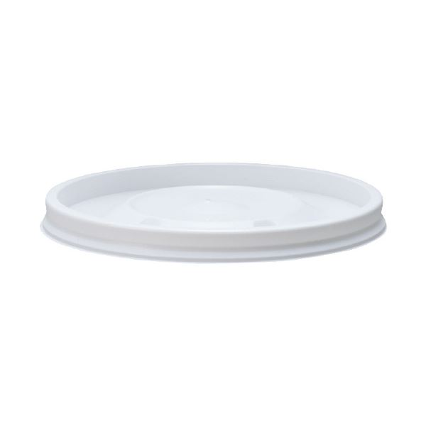 (まとめ)サンナップ スープカップ290・395mL用共通フタ 50個(×20セット)