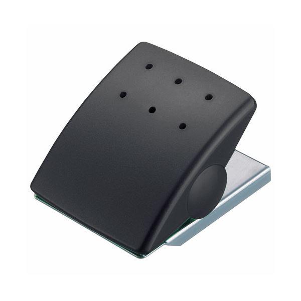 (まとめ) ライオン事務器 マグネットクリップW43×D53×H33mm ブラック MC-1BK 1個 【×30セット】