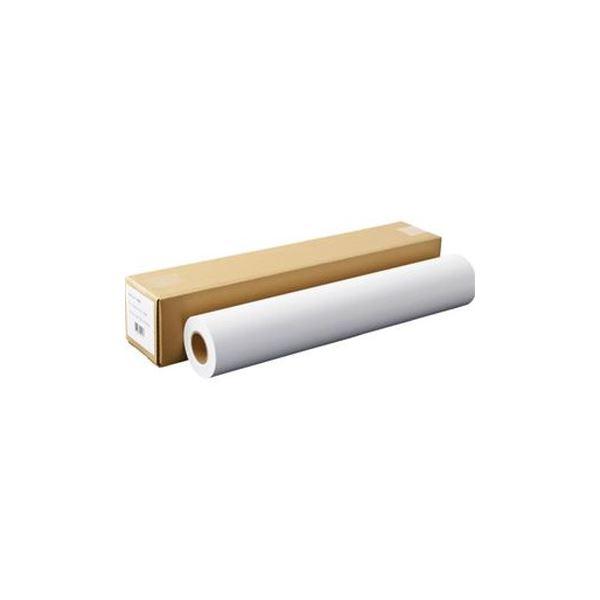 (まとめ)中川製作所 光沢フォト用紙610mm×30.5m 0000-208-H52A 1本【×3セット】