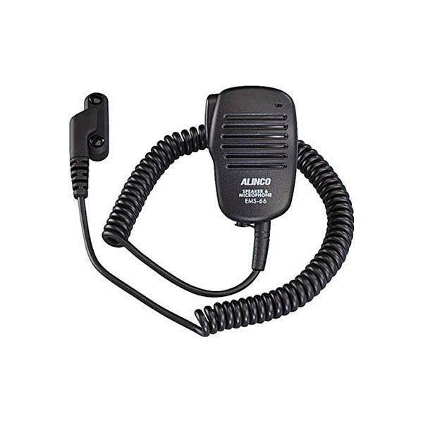 本体を触ることなく通信が行えます 大人気 まとめ アルインコ スピーカーマイクスプリングプラグ 1個 即日出荷 ×3セット EMS66