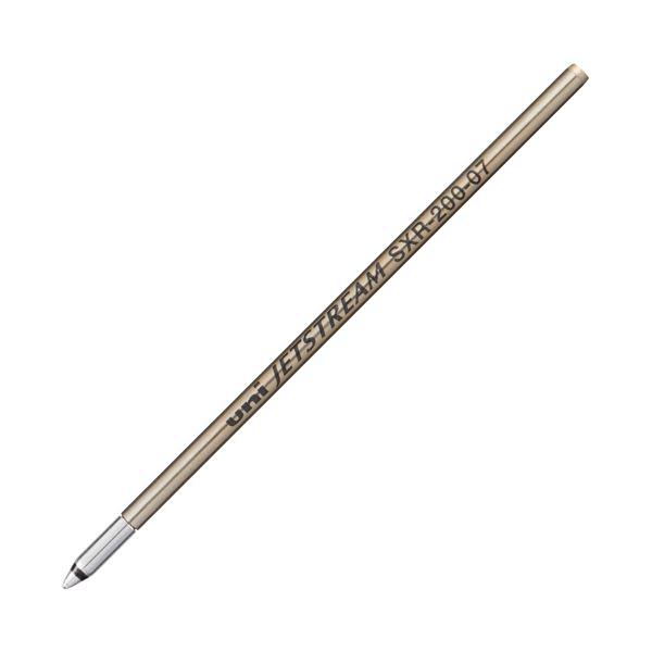 (まとめ) 三菱鉛筆 油性ボールペン替芯 0.7mm赤 ジェットストリーム用 SXR20007.15 1本 【×50セット】