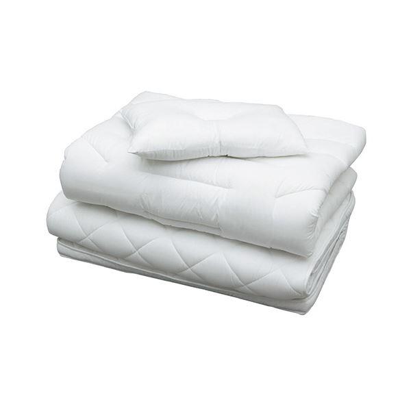 布団3点組 FK3-S (セット内容:枕、掛け布団、敷き布団)